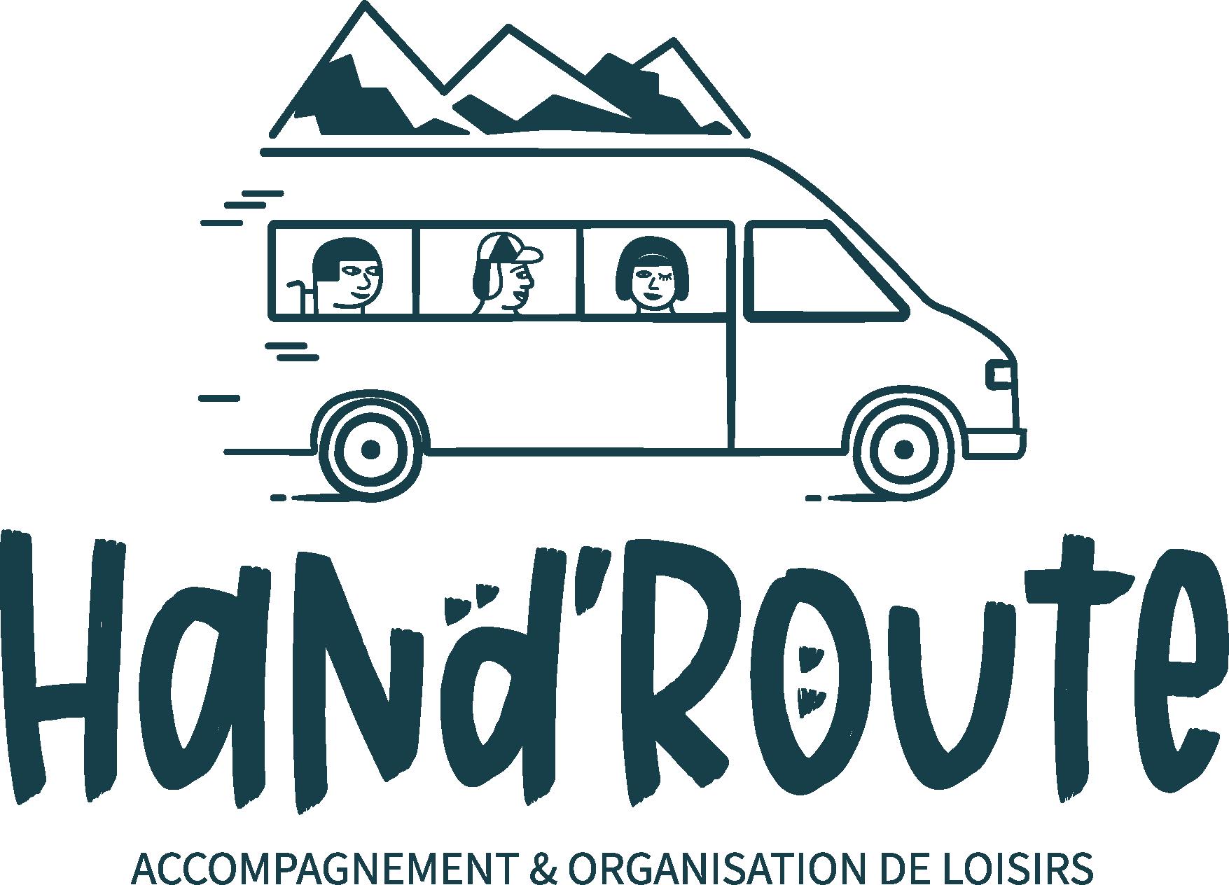 Full logo Hand'Route