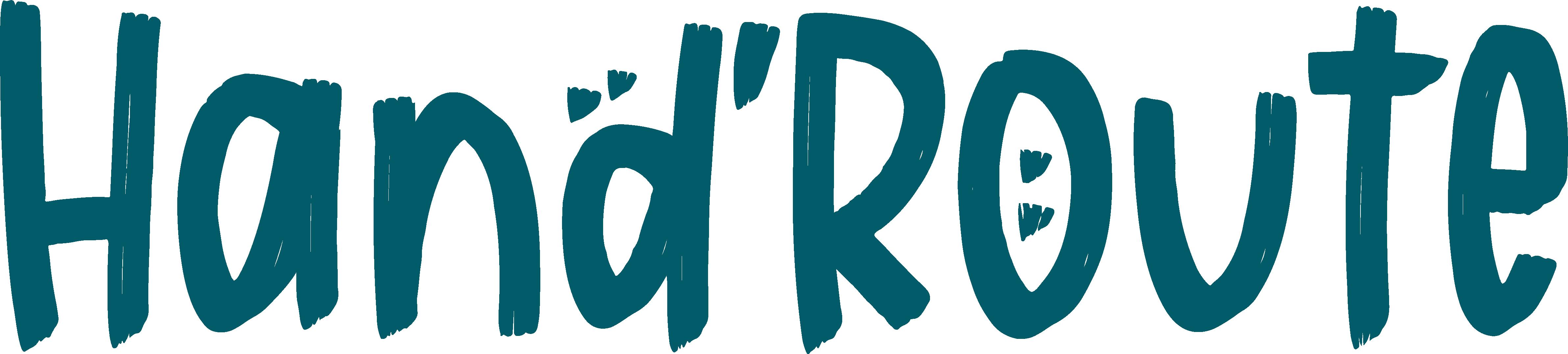 Logo Hand Route - Séjour pour personnes handicapées