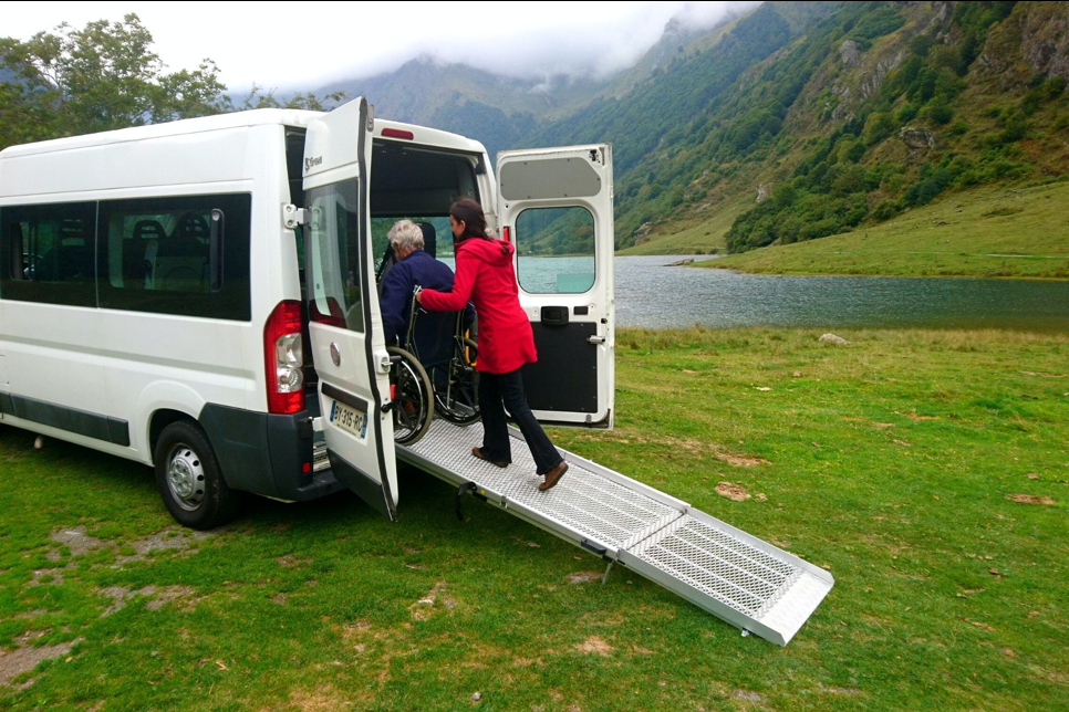 Transport de personnes en situation de handicap - Hand'Route