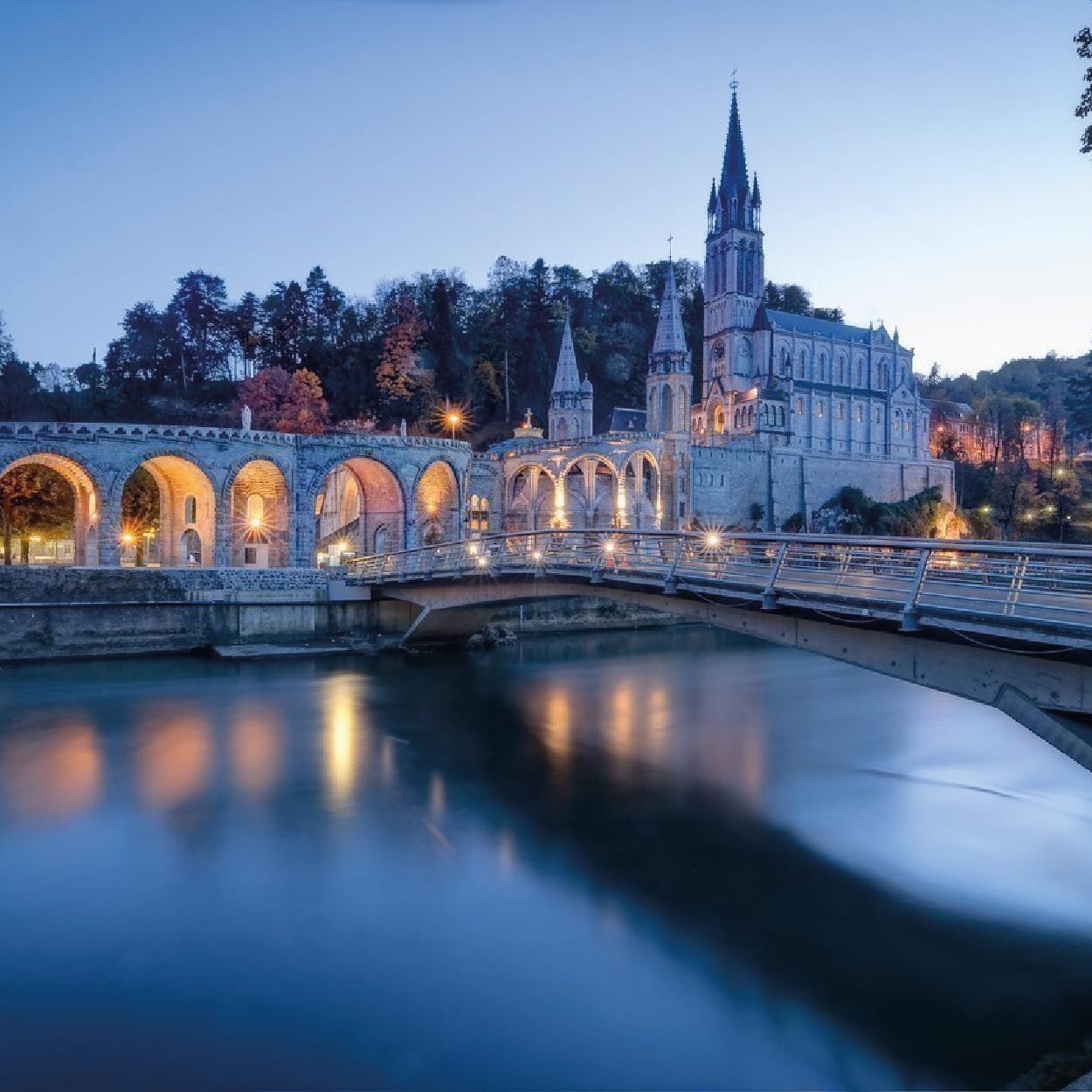 Visite Lourdes Handicap - hand'Route
